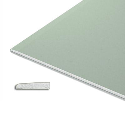 Гипсокартонный лист Кнауф влагостойкий 2500х1200х9.5мм ПЛУК (3м2)