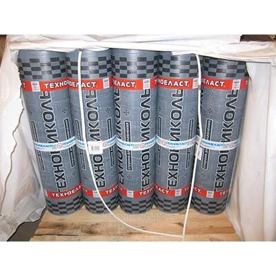 Рулонная гидроизоляция Технониколь Техноэласт ЭПП, 1х10 м