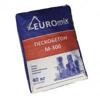 Пескобетон м300 Евромикс (EUROmix), 40кг