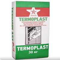 Штукатурка Русеан Термопласт (белая), 30 кг