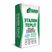Клей для газосиликатных блоков Эталон Teplit, 25 кг