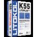 Клей для плитки Litokol Litoplus K55, 25 кг