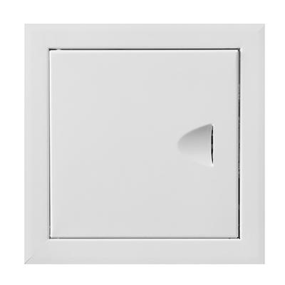 Люк металлический с магнитом 150х400 мм