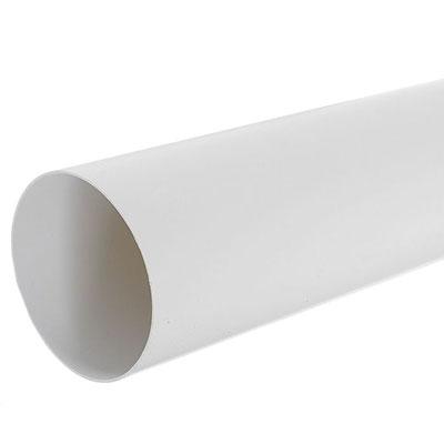 Воздуховод круглый 100 мм 1 м